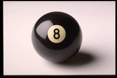 8 Kugel Billard